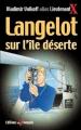 Couverture Langelot sur l'île déserte Editions Du Triomphe 2003
