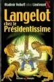 Couverture Langelot chez le Présidentissime Editions Du Triomphe 2003