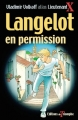 Couverture Langelot en permission Editions Du Triomphe 2003