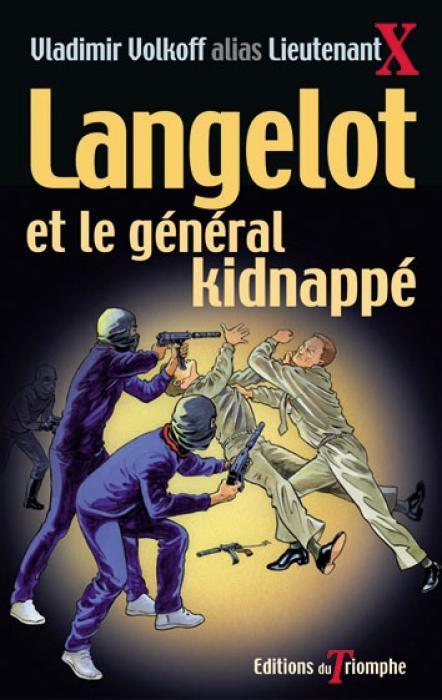 Couverture Langelot et le général kidnappé