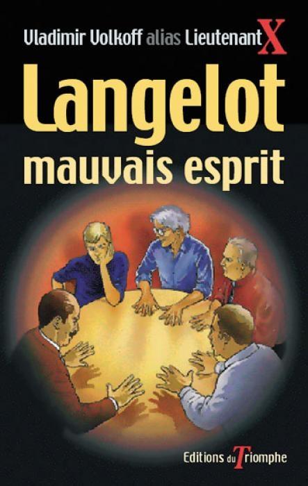 Couverture Langelot mauvais esprit