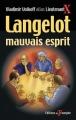Couverture Langelot mauvais esprit Editions Du Triomphe 2003