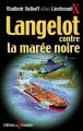 Couverture Langelot contre la marée noire Editions Du Triomphe 2003