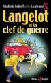 Couverture Langelot et la clef de la guerre Editions Du Triomphe 2003