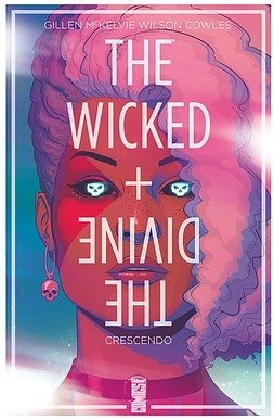 Couverture The wicked + the divine, tome 4
