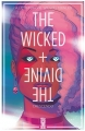Couverture The wicked + the divine, tome 4 Editions Glénat (Comics) 2018