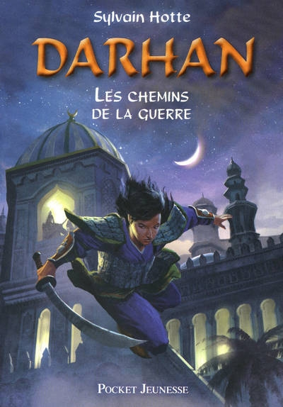Couverture Darhan, tome 02 : Les chemins de la guerre