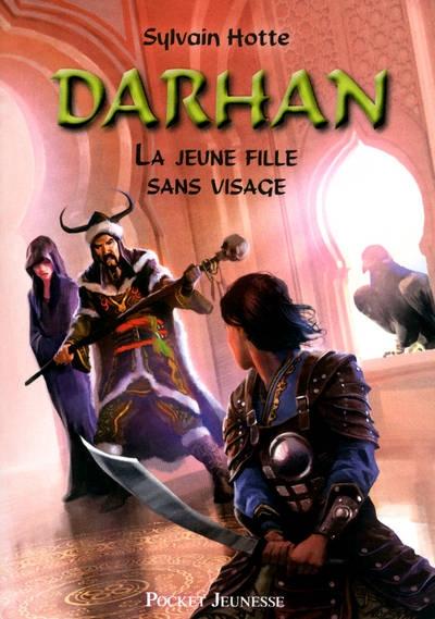 Couverture Darhan, tome 03 : La Jeune fille sans visage