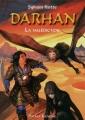 Couverture Darhan, tome 04 : La malédiction Editions Pocket (Jeunesse) 2012