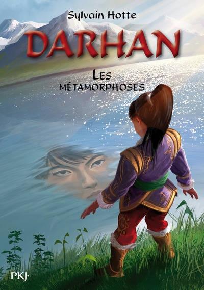 Couverture Darhan, tome 05 : Les métamorphoses