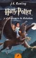 Couverture Harry Potter, tome 3 : Harry Potter et le prisonnier d'Azkaban Editions Salamandra 2017