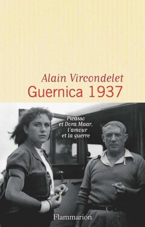 Couverture Guernica 1937