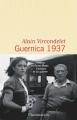 Couverture Guernica 1937 Editions Flammarion 2018