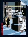 Couverture Blake et Mortimer, tome 21 : Le serment des cinq lords Editions Harrap's 2015