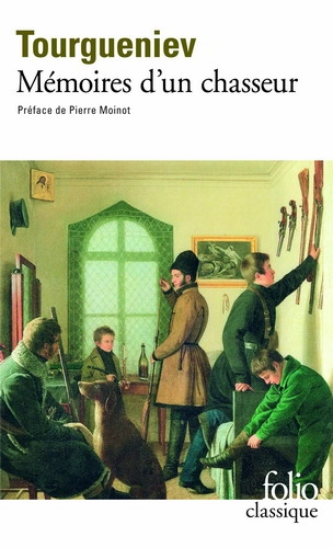Couverture Mémoires d'un chasseur