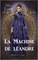 Couverture La machine de Léandre Editions Autoédité 2018