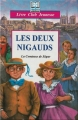 Couverture Les deux nigauds Editions Hemma (Livre club jeunesse) 1998