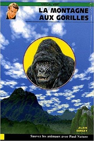 Couverture La montagne aux gorilles