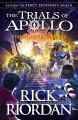Couverture Les travaux d'Apollon, tome 3 : Le piège de feu Editions Puffin Books 2018