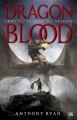 Couverture Dragon blood, tome 1 : Le sang du dragon Editions Bragelonne 2017