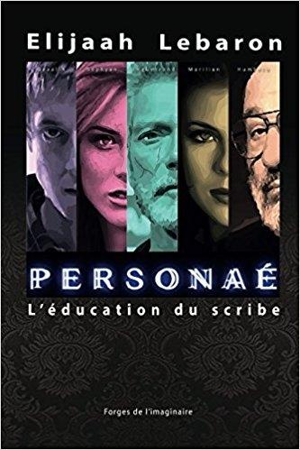 Couverture Personaé : L'éducation du scribe