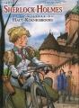 Couverture Sherlock Holmes, tome 1 : Sherlock Holmes et le mystère du Haut-Koenigsbourg Editions Le Verger (Les enquêtes rhénanes) 2013