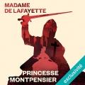Couverture La Princesse de Montpensier Editions Audible studios 2017