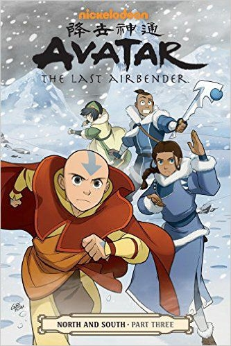 Couverture Avatar: The Last Airbender: North and South, book 3