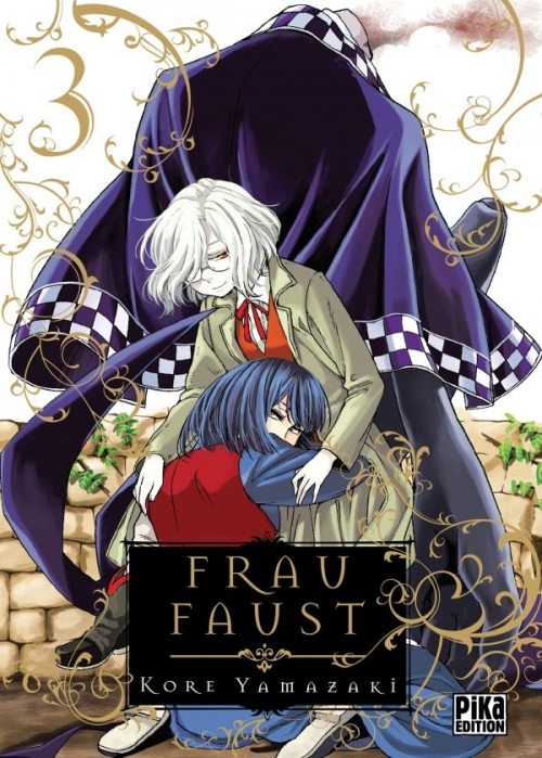 Couverture Frau Faust, tome 3