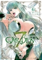 Couverture 7th Garden, tome 6 Editions Delcourt/Tonkam (Shonen) 2018