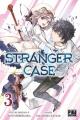 Couverture Stranger case, tome 03 Editions Pika (Shônen) 2018