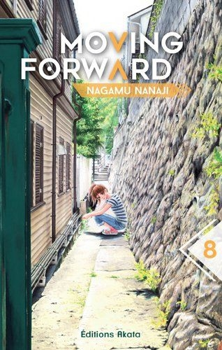 Couverture Moving forward, tome 08