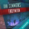 Couverture Cantos d'Hypérion, intégrale, tome 3 : Endymion Editions Audible studios 2017
