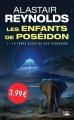 Couverture Les enfants de Poséidon, tome 1 : La terre bleue de nos souvenirs Editions Bragelonne (Poche) 2018