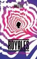 Couverture Royales Editions Hachette 2018