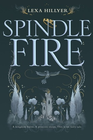 Couverture Spindle Fire, book 1