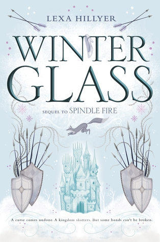 Couverture Spindle Fire, book 2: Winter Glass