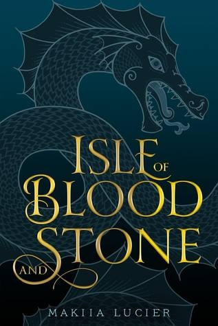 Couverture Isle of Blood and Stone