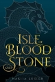 Couverture Isle of Blood and Stone Editions Houghton Mifflin Harcourt 2018