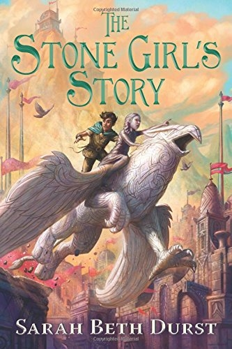Couverture The Stone Girl's Story