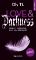 Couverture Les badASS, tome 1 : Love & darkness Editions Hugo & cie (Poche - New romance) 2018
