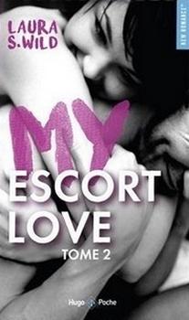 Couverture My escort love, tome 2
