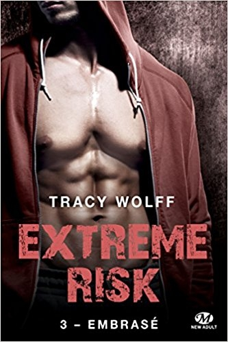 Couverture Extreme risk, tome 3: Embrasé