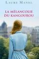 Couverture La mélancolie du kangourou Editions Michel Lafon 2018