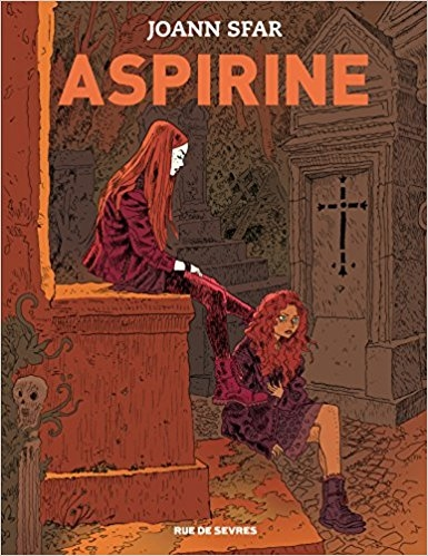 Couverture Aspirine