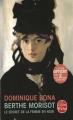 Couverture Berthe Morisot : Le Secret de la femme en noir Editions Le Livre de Poche 2016