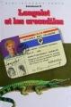 Couverture Langelot et les crocodiles Editions Hachette (Bibliothèque verte) 1983