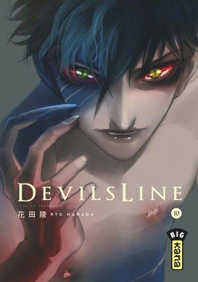 Couverture Devil's line, tome 10