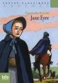 Couverture Jane Eyre, abrégée Editions Folio  (Junior - Textes classiques) 2008