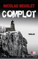 Couverture Complot Editions XO (Thriller) 2018
